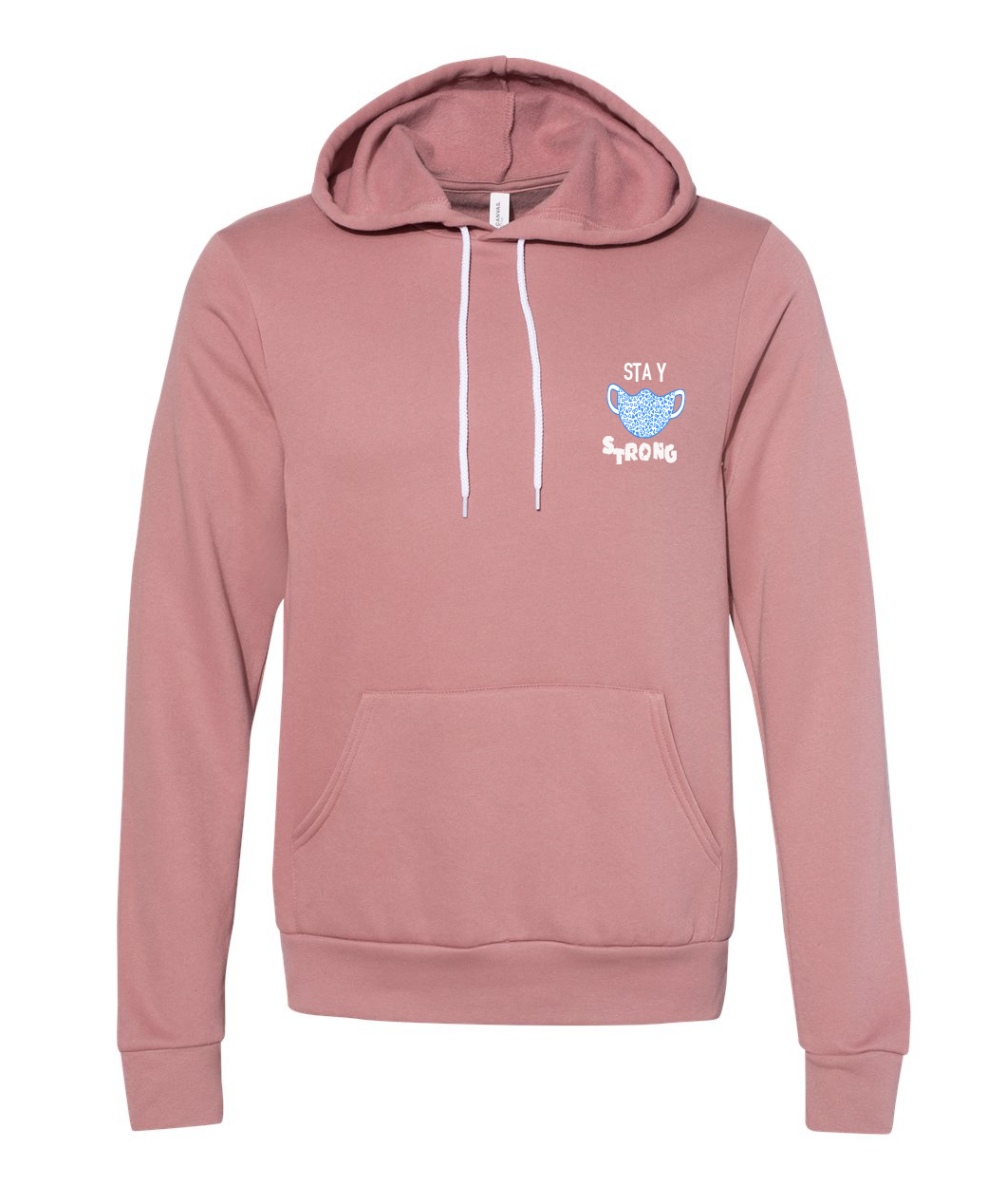 Stay Strong - BC Hoodie